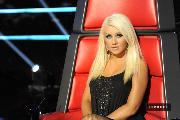 New stills from The Voice live shows 02
