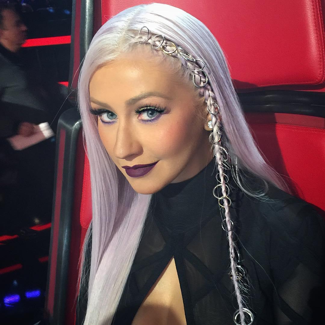 "Christina Aguilera on ""The Voice"" live show #9 & #10 Promo ..."